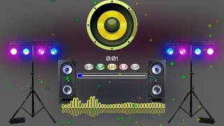 खतरनाक Vibration mix Mein Bhatar Sim lodha se tur dele ba Bhojpuri Vibration mix By DJ Nikhil babu