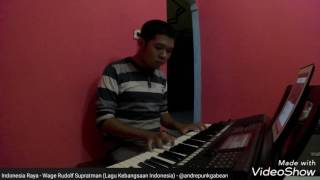 Indonesia Raya - Wage Rudolf Supratman (Strings Cover)