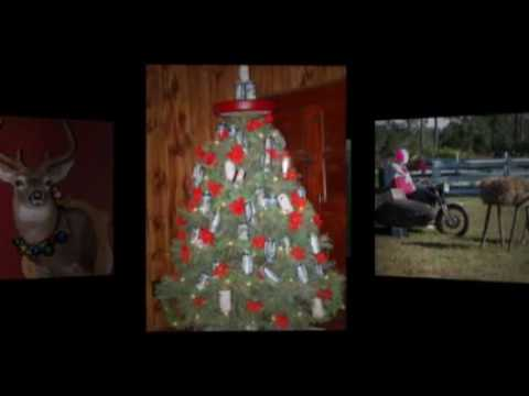 classic redneck christmas decorations - Redneck Christmas Decorations