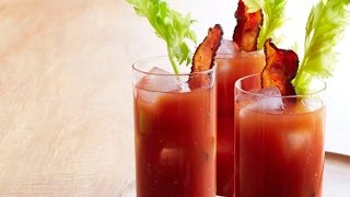 3 Bloody Good Bloody Mary Recipes