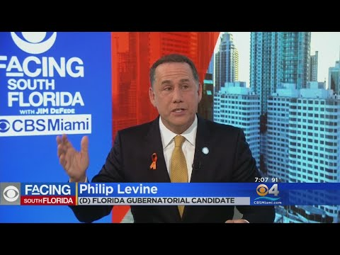 Philip Levine Targets Rival Jeff Greene In New Attack Ads
