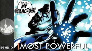 The 10 most powerful marvel characters | explained in hindi | marvel comics