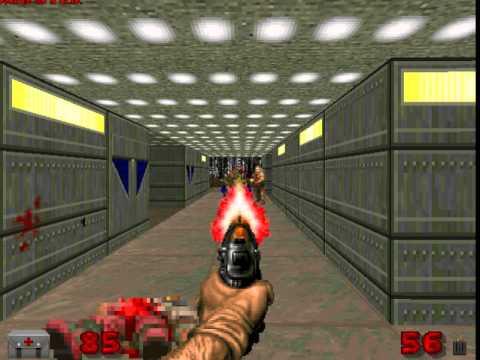Doom2 Nightmare First Attemp