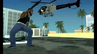 GTA SA Best Mission (Reuniting The Families)