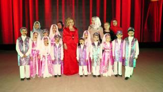 Первая и единственная в России мусульманская детская вокальная студия СУЛТАН