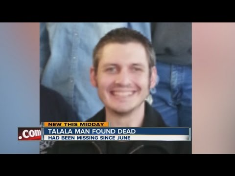 Missing Talala man found dead, kidnapping...