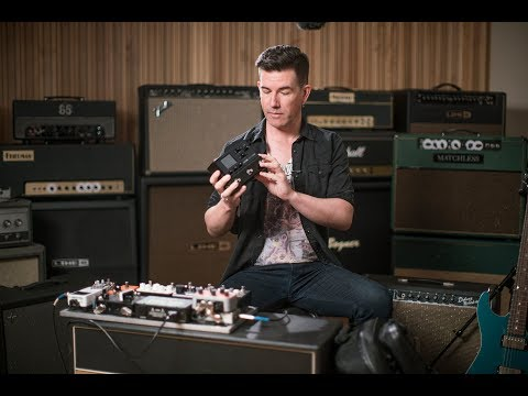 Line 6 HX Stomp | Pete Thorn Unboxing and Demo