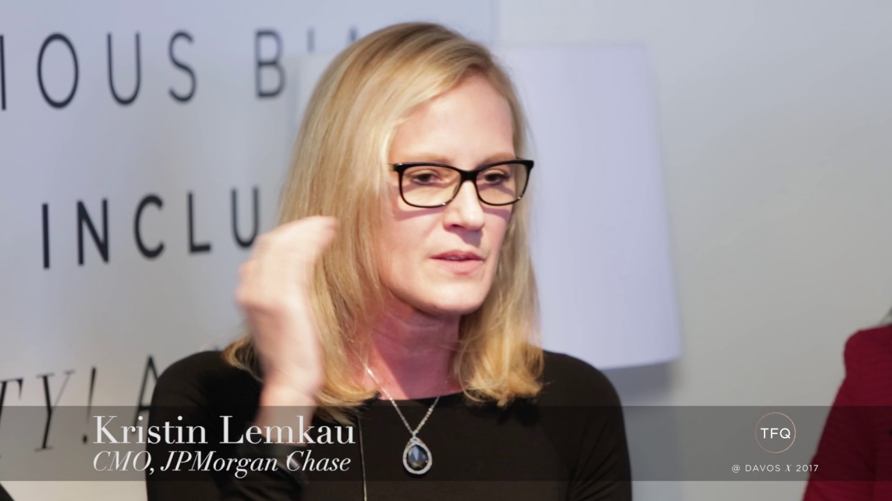 Kristin Lemkau on Reaching Gender Equality - YouTube
