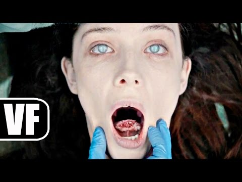 THE JANE DOE IDENTITY Bande annonce VF (2017) Horreur