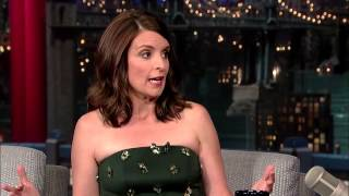 Tina Fey & Amy Poehler vs George Lucas - David Letterman