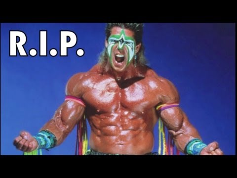 The Ultimate Warrior Dead! RIP!
