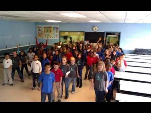 2nd Grade Kennesaw Charter School Yogo Ono Fans