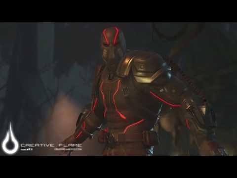 Running Sets Injustice 2 SurgingStorm(Bane) vs Blackie Chan (Atrocitus)