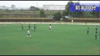 韓国プロチームと親善試合 くノ一が2-5で敗れる 伊賀市で