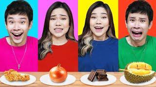 Download lagu Challenge Makan Makanan Dari A Sampai Z