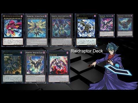 Raidraptor Deck(Link Format)