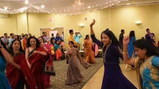 Nar DIwali 2017 USA Youth Garba Too
