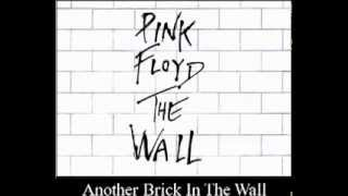 Pink Floyd - Another Brick in the Wall (Helicopter)