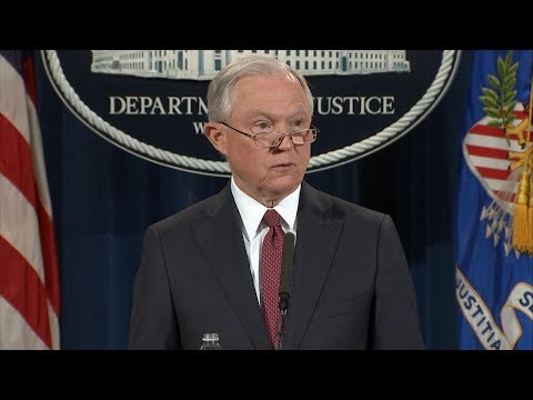 Download Youtube: Attorney General Jeff Sessions makes announcement on DACA program