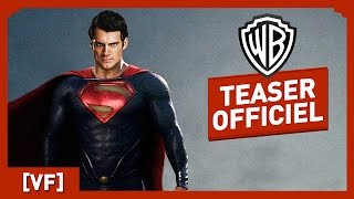 Bande annonce Man of Steel