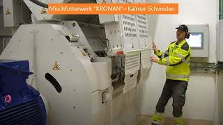 Mischfutterwerk Kronan – Kalmar Schweden