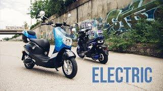 Scutere Electrice AIMA: Full-Review în Română