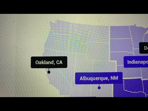 Oakland California Called Most House Poor City In The West By Siegemedia And The Zebra