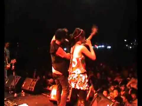 J-rocks Cover Song By HIPO ' Falling In Love ' With MARSYA IDOL