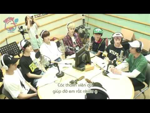 VIETSUB | 160801 NCT 127 - KBS COOL FM RADIO