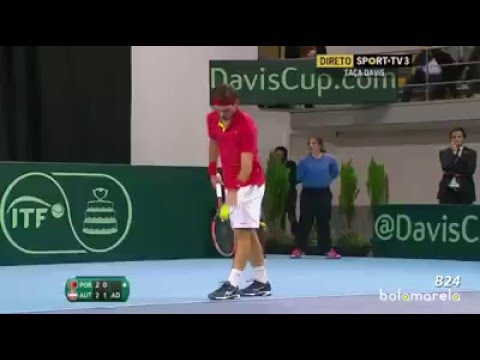 Dominic Thiem Smashes Racket In 5th Youtube