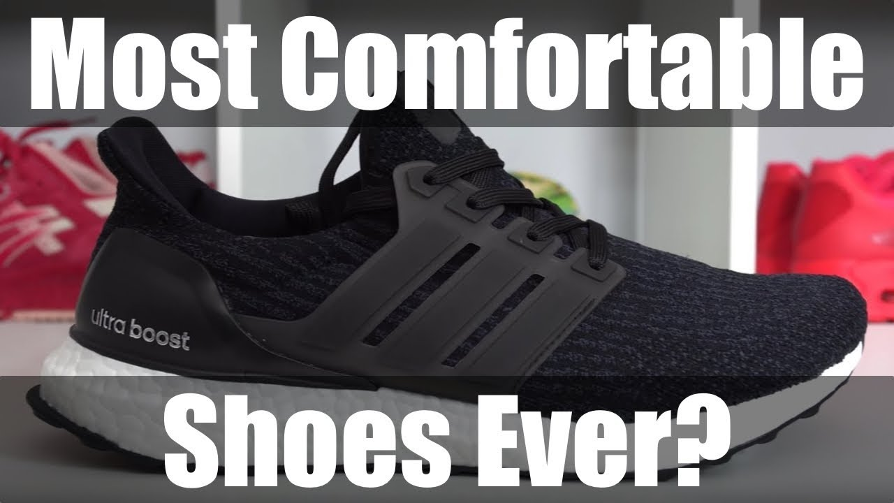 553811c66eac6 The Most Comfortable Shoes Ever  Adidas Ultra Boost 3.0 - YouTube