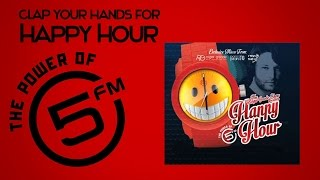 5FM Presents The Happy Hour CD