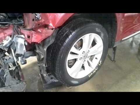 PARTS FOR 2009 Lincoln MKS DA1691