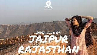 INDIA TRAVEL VLOG #4: LE MERIDIEN JAIPUR 5 STAR HOTEL & AMBER PALACE/AMER FORT | NICK & HALEY VLOG