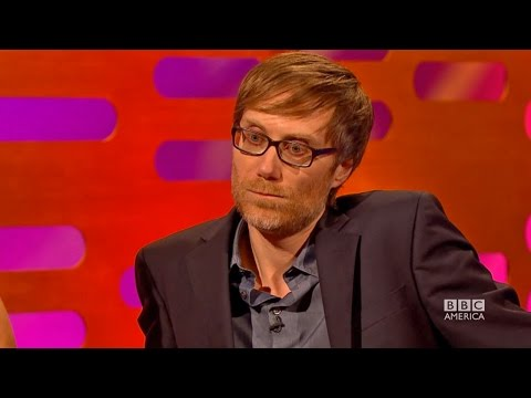 Stephen Merchant's Disappointing GOLDEN GLOBE Win - The Graham Norton Show