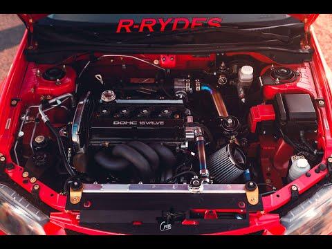 Evo 8 - FULL ENGINE HARNESS GUT - YouTubeYouTube
