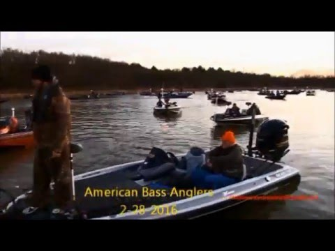 Bassmaster Weekend Series ABA 2-28-2016