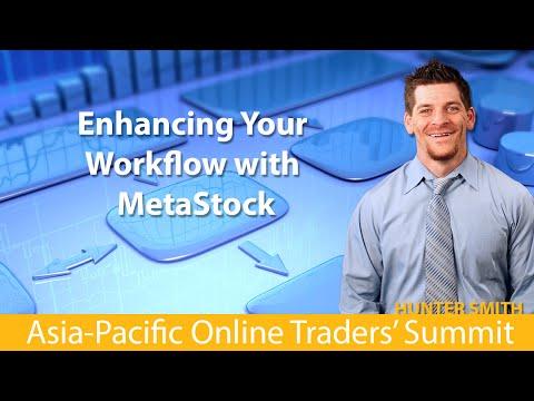 Enhancing Your Workflow through MetaStock