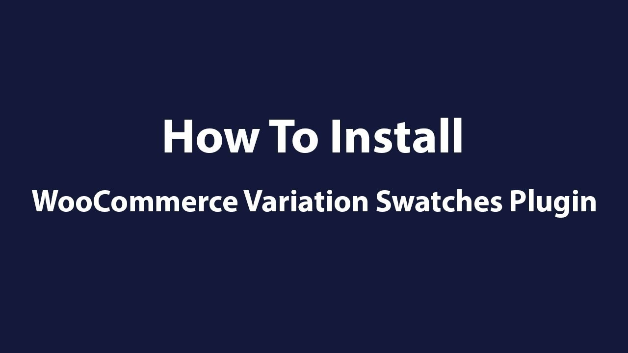 Variation swatches for woocommerce | wordpress. Org.