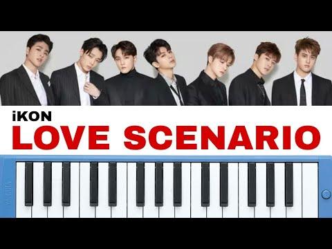 IKON - '사랑을 했다 (LOVE SCENARIO) - MELODICA COVER / PIANIKA COVER