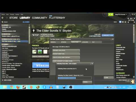 how to get games to update on steam
