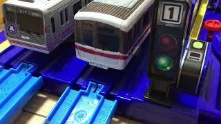 北大阪急行プラレール緑地公園駅9000形警笛