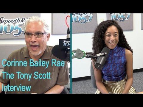 Corinne Bailey Rae - The Tony Scott Interview
