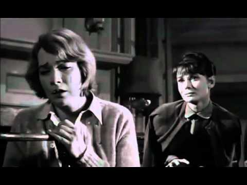 The Children's Hour (The scene between Audrey Hepburn and Shirley MacLaine)