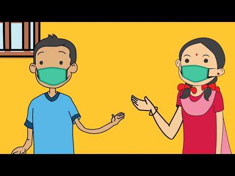 Guidelines on use of masks during the COVID19 pandemic (Hindi)