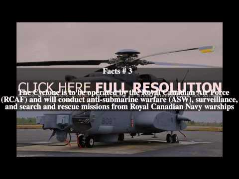 Sikorsky CH-148 Cyclone Top # 5 Facts