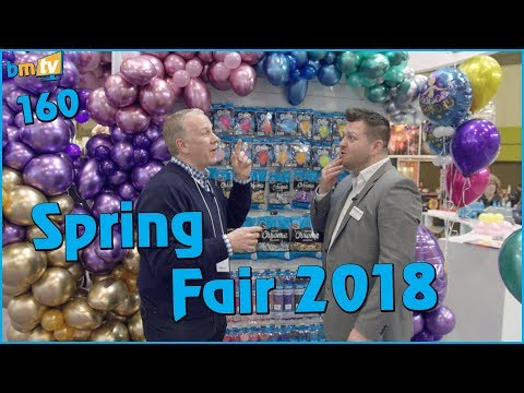 Spring Fair 2018, New Products and Trends for 2018 – BMTV 160