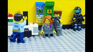 Lego Shop Robbery - Police Story