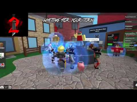 Roblox  Murder Mystery 2 Monday  I Kill You All  Gamer Chad Plays