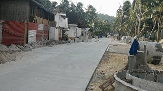Boracay Island Update 59 Days LEFT Till Re Opening Bolabog Beach Road Project Update